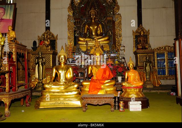 Wat Phra That Doi Kong Mu Stock Photos & Wat Phra That Doi ...