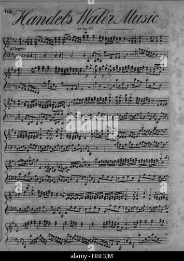 george frideric handels water music essay Handel's water music analysis uploaded by matthew cheung information on music composed by handel.