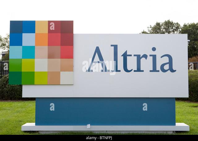MO Altria Group Inc XNYS:MO Stock Quote Price