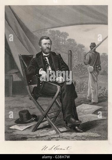 ulysses s grant as the 18th president of the united states and his contribution to the union army Ulysses s grant commanded the union army  the 18th president of the united states  s rich history and enduring contribution to the.