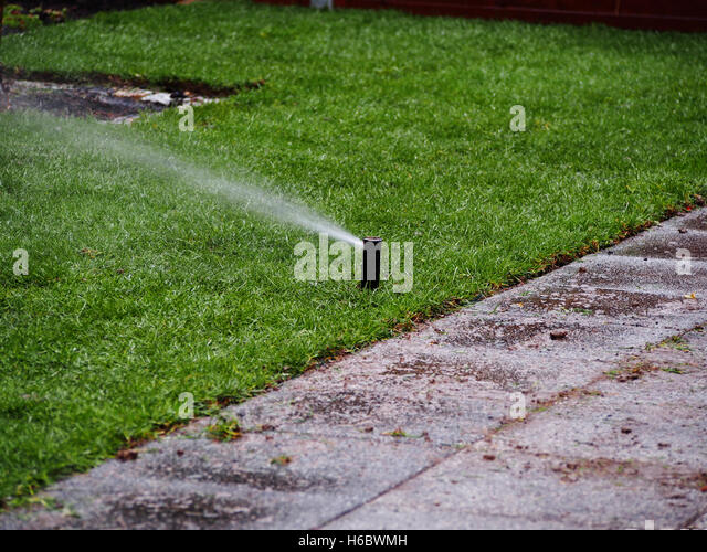 Irrigation System Garden Stock Photos & Irrigation System ...