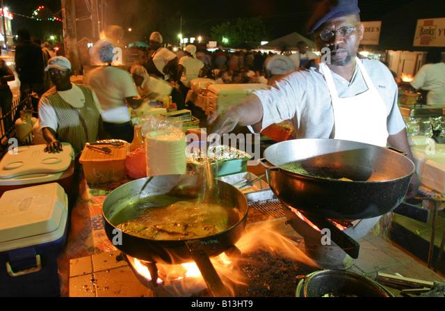 Barbados oistins fish stock photos barbados oistins fish for Local fish fry