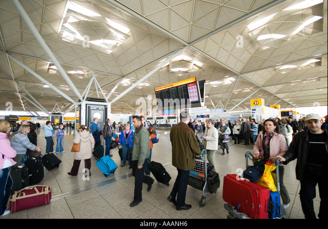 stansted airport newark