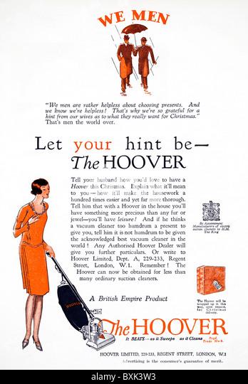 cleaner advertisement