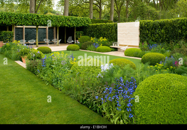 Garden chelsea stock photos garden chelsea stock images alamy - Chelsea flower show gold medal winners ...