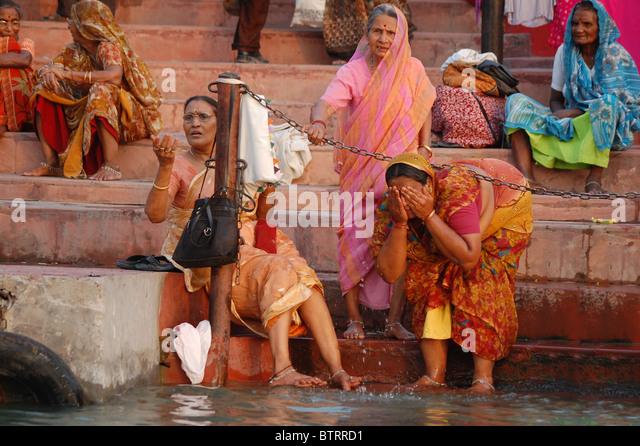 Gallery For > Kumbh Mela Festival Women