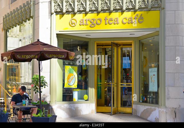 Creative Tea Cafe Chicago Illinois