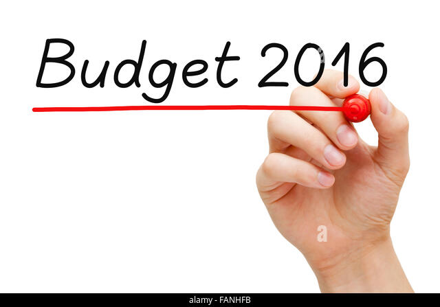 Stock options budget 2016