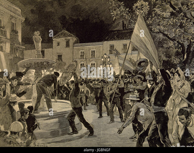 the spanish american war of 1898 fought for cuban independence Cuban independence movement: cuban  prodded the economically distressed cubans in 1895 to launch the cuban war of independence,  spanish-american war, (1898),.