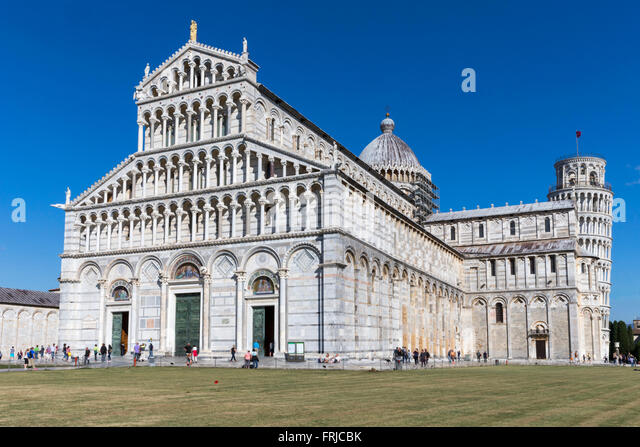 Pisa Cathedral Stock Photos & Pisa Cathedral Stock Images - Alamy