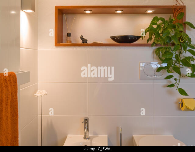 Modern Toilet Stock Photos & Modern Toilet Stock Images - Alamy