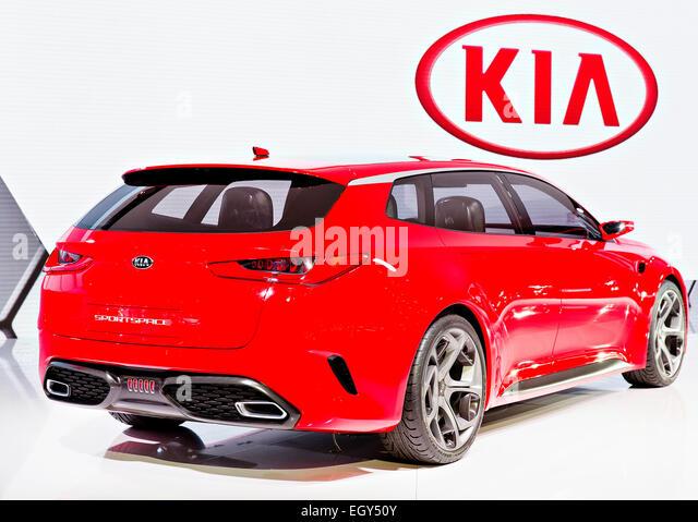 Kia Motors Corporation Stock Photos Kia Motors