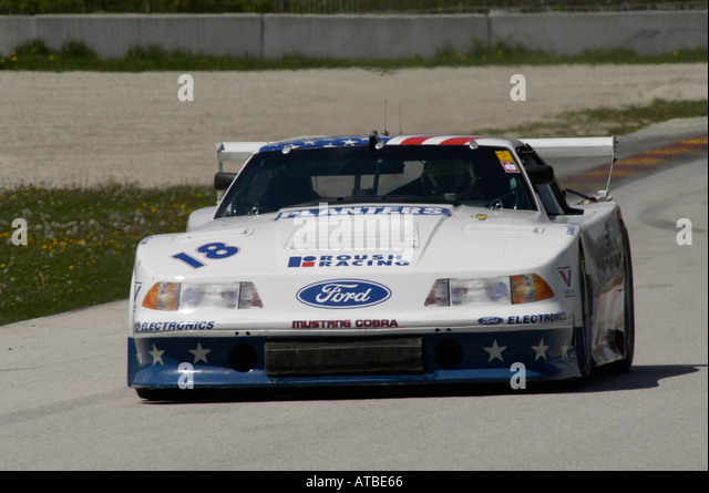 Red ford mustang 2004 stock photos red ford mustang 2004 stock peter klutt races the hartwig team 1990 mustang trans am car at the svra vintage grand sciox Gallery