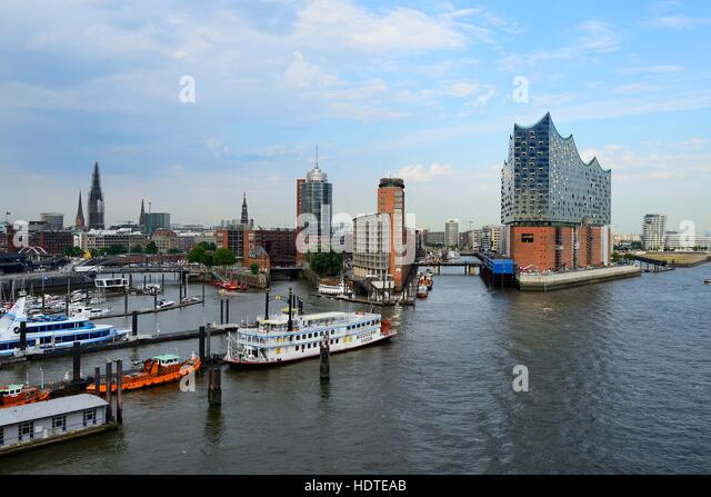 elbphilharmonie concert hall stock photos elbphilharmonie concert hall stock images alamy. Black Bedroom Furniture Sets. Home Design Ideas