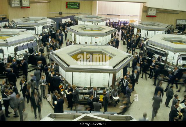 London trading exchange