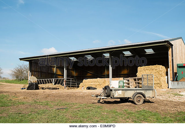 Farm Machinery Uk Shed Stock Photos Amp Farm Machinery Uk