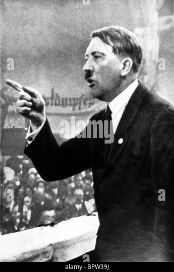 a biography of adolf hitler the leader of nazi Adolf hitler (1889 - 1945)  hitler becomes a leader hitler discovered a powerful talent for  in january 1925 the ban on the nazi party was removed and hitler.