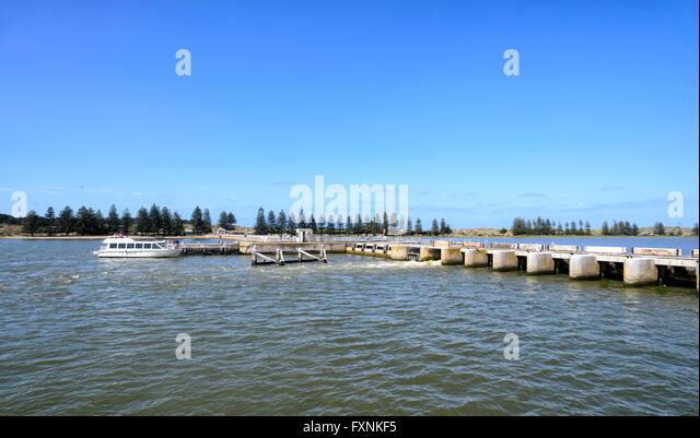 lake alexandrina sa fishing masks
