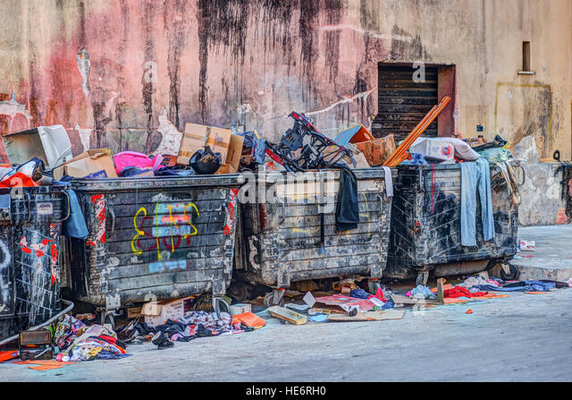 Domestic garbage collection business plan