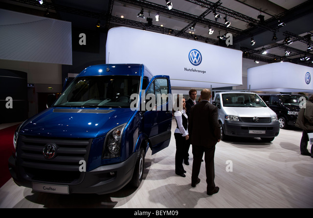 vw commercial vehicle stock photos vw commercial vehicle. Black Bedroom Furniture Sets. Home Design Ideas