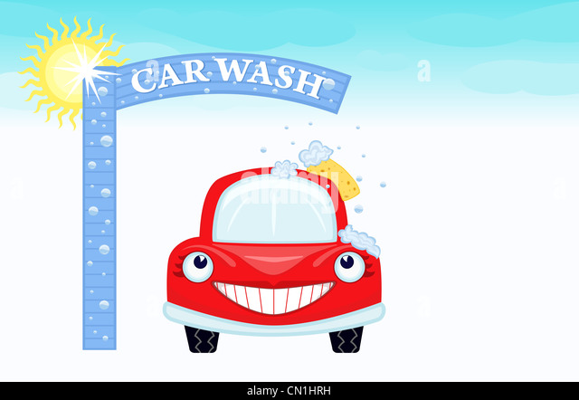 Shampooing stock photos shampooing stock images page 5 for Garage happy car