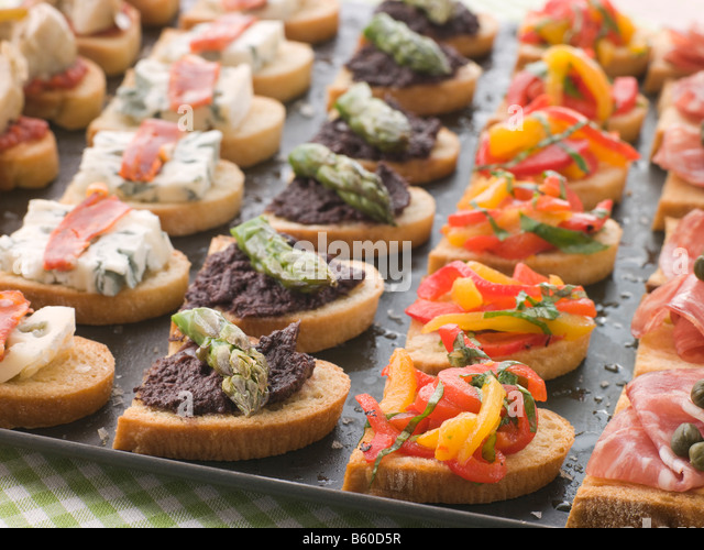 Canapes stock photos canapes stock images alamy for Canape selection