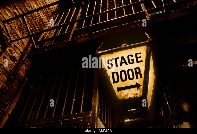 ... stage door sign albery theatre london uk ake40a feedyeti.com ... & stagedoor on FeedYeti.com