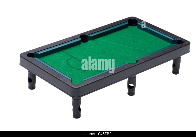 how to set up billiards