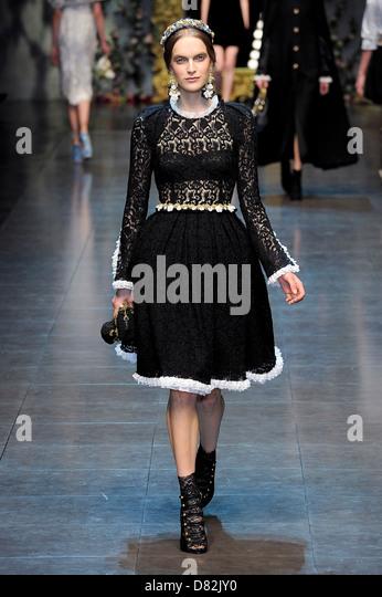 D Wire Dolce & Gabbana – Spring / Summer 2012