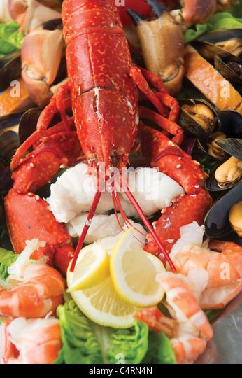 Seafood Platter Lobste...