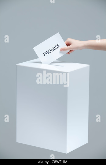 how to make a voting ballot
