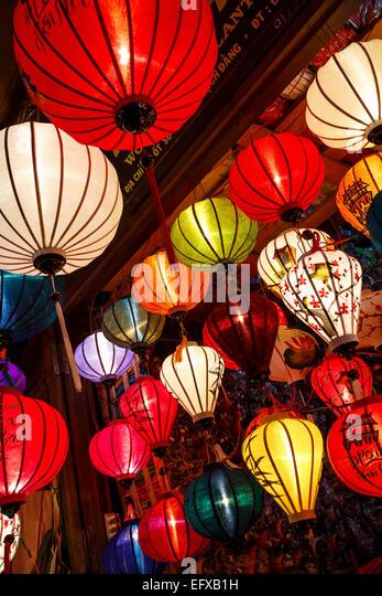 Silk lantern- The best Hoi An Souvenir – Asia Travel Blog