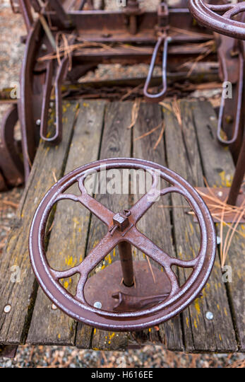 Vintage wheel stock photos vintage wheel stock images for Carriage motors santa rosa