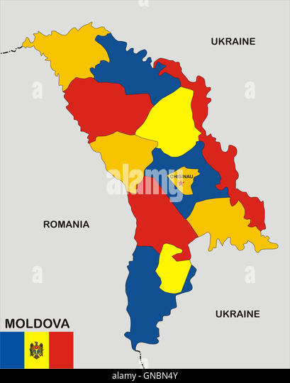 Moldova Map Stock Photos Moldova Map Stock Images Alamy - Moldova map