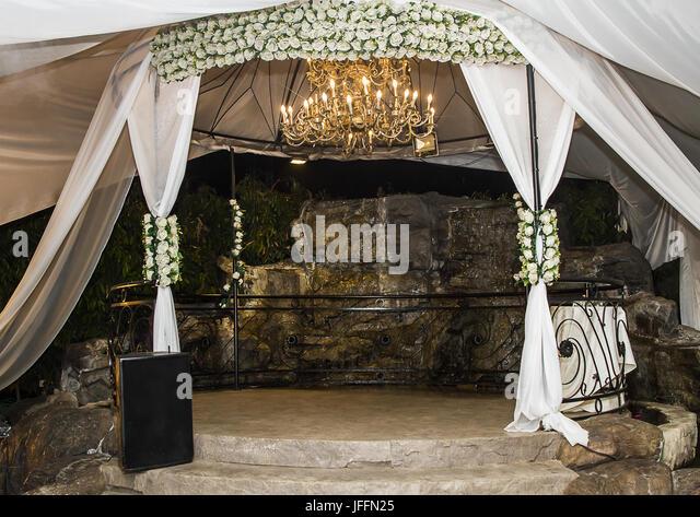 Jewish Hupa  wedding putdoor . - Stock Image & Jewish Wedding Stock Photos u0026 Jewish Wedding Stock Images - Alamy