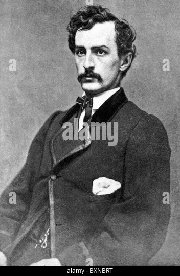 John Wilkes Booth Stock Photos Amp John Wilkes Booth Stock