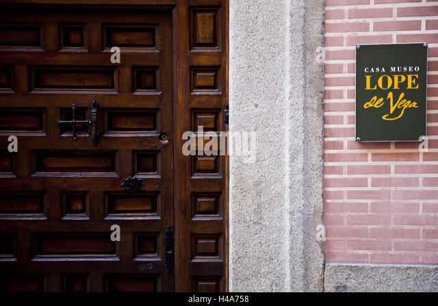 Lope De Vega Stock Photos & Lope De Vega Stock Images - Alamy