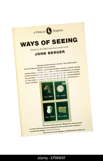 john bergers ways of seeing essay John berger's loss is an immense one, especially in the world we live in today   based on a 1936 essay by walter benjamin, berger's first episode talks about  how the  john berger / ways of seeing , episode 2 (1972) info.