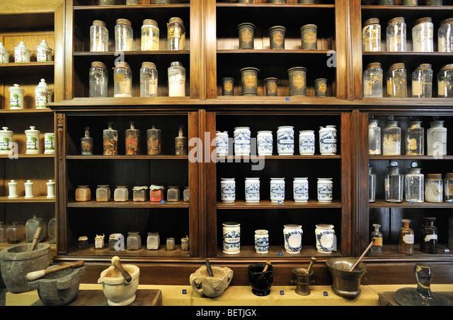 Apothecary Cabinet Stock Photos Apothecary Cabinet Stock Images - Apothecary cabinet