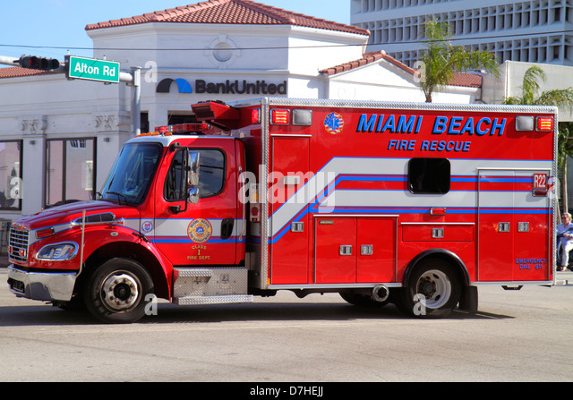 City Of Miami Beach Ems