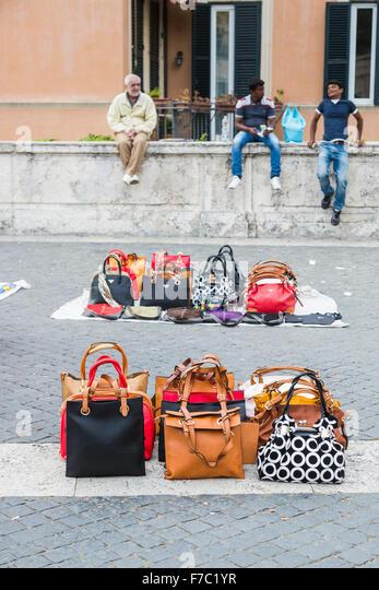black and white prada purse - Fake Handbags Stock Photos & Fake Handbags Stock Images - Alamy