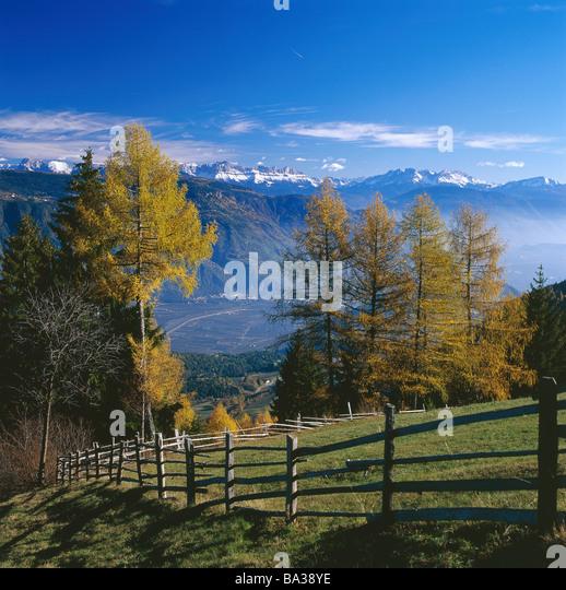 mountain meadow autumn above - photo #4
