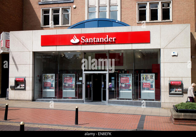 Santander Branch Stock Photos & Santander Branch Stock Images - Alamy