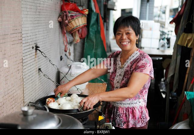 Macau market stock photos macau market stock images alamy for Chinese fish market near me