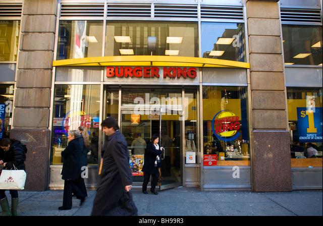 Fast Food Restaurant Usa Stock Photos Amp Fast Food