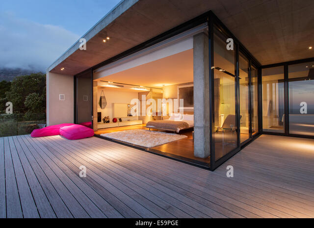 patio doors exterior stock photos patio doors exterior