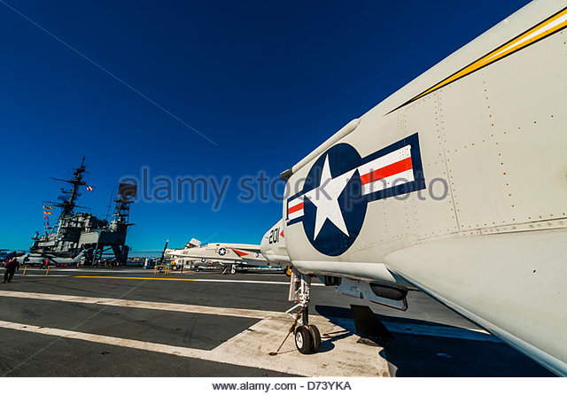 Uss Midway Stock Photos Uss Midway Stock Images Alamy