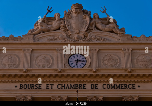 Bourse du commerce stock photos bourse du commerce stock for Chambre de commerce de france
