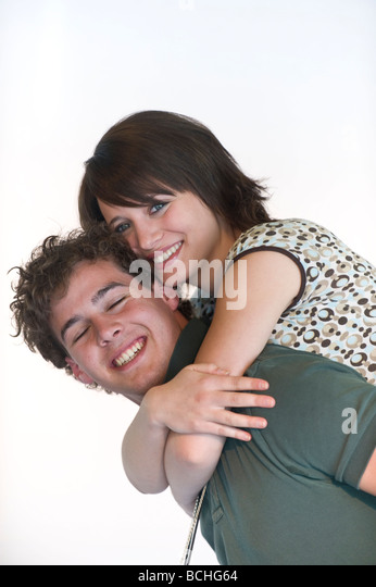 Couple Affection Humour Stock Photos & Couple Affection Humour Stock Images - Alamy