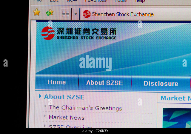 szse or the shenzhen stock exchange The shenzhen stock exchange is one of the two main stock exchanges in  mainland china, the other being the shanghai stock exchange both exchanges  were.